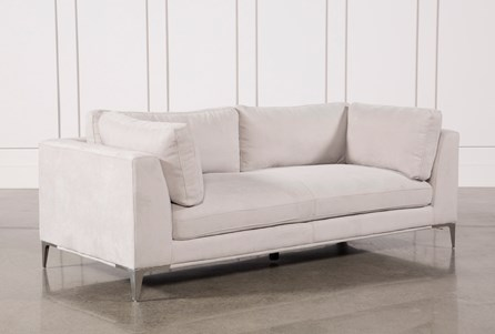 Apollo Light Grey Sofa W/2 Pillows