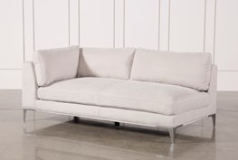 Apollo Light Grey Left Facing Sofa