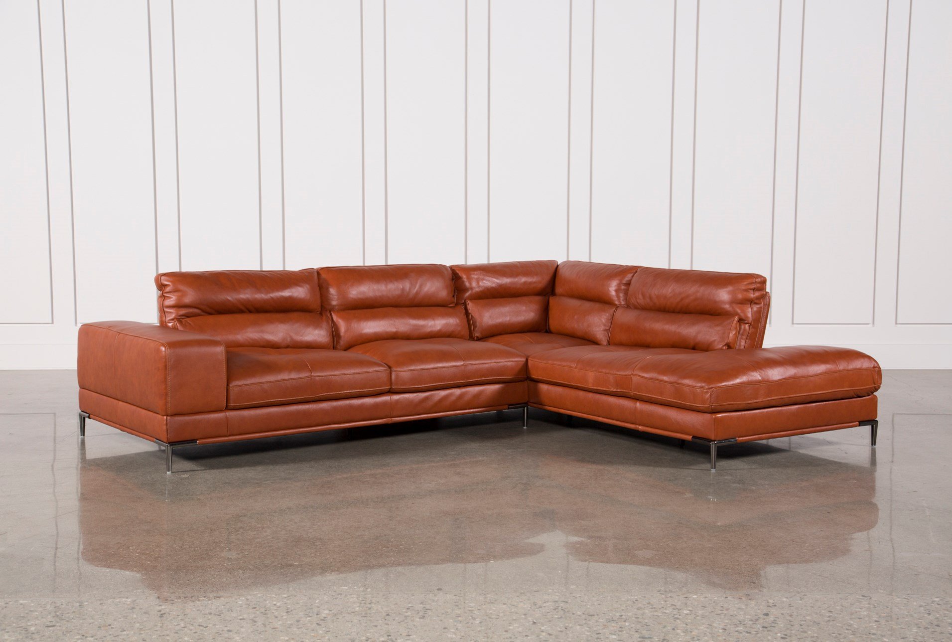 Brown Sectionals & Sectional Sofa | Living Spaces