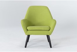 Mercury Lime Accent Chair