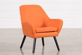 Mercury Mandarin Accent Chair