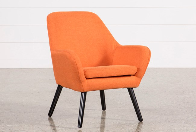 Mercury Mandarin Accent Chair - 360