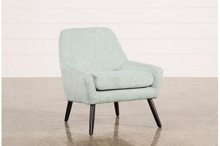 Celeste Aqua Accent Chair - Main