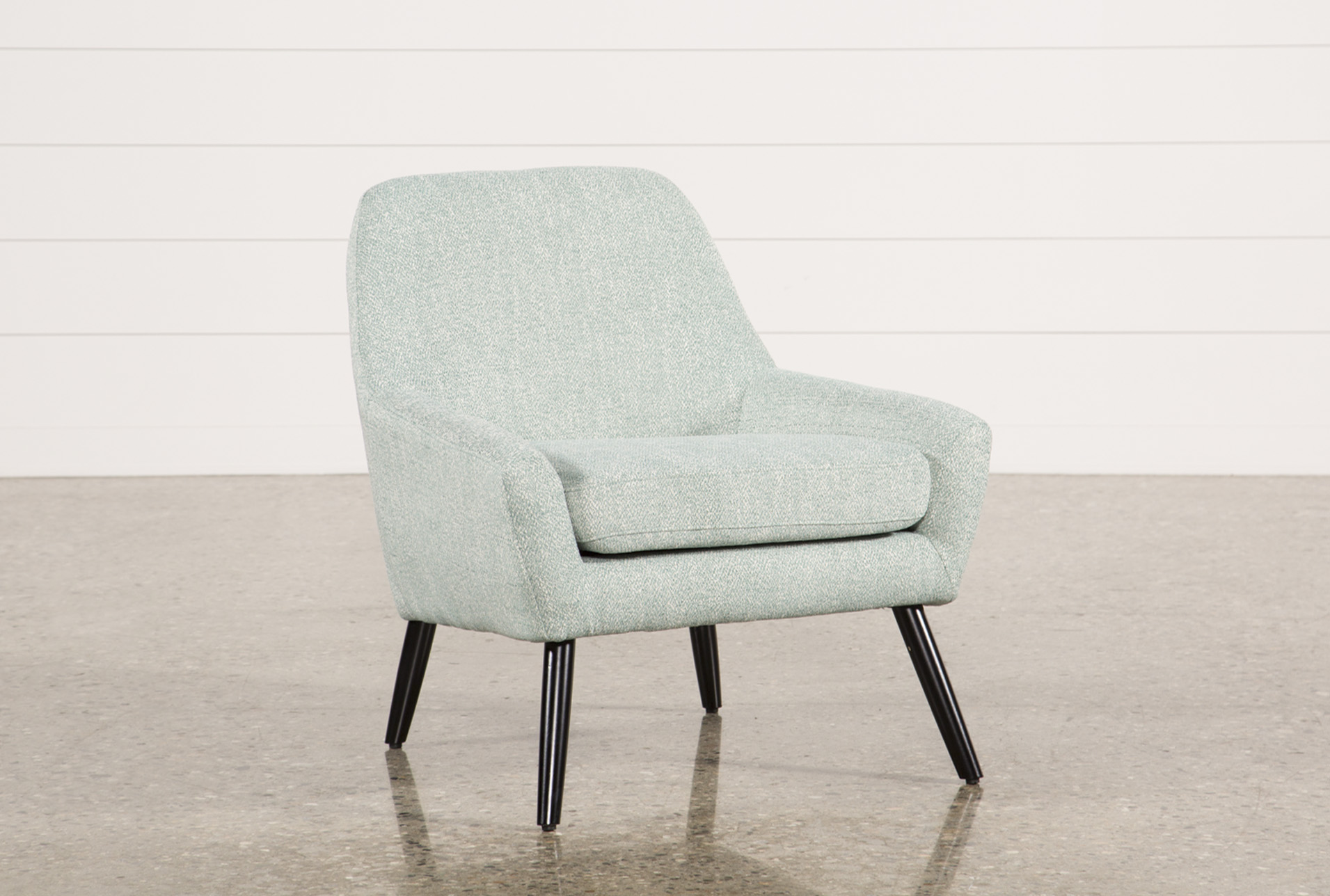 Celeste Aqua Accent Chair