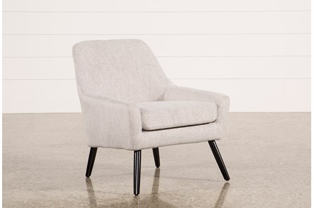 Celeste Light Grey Accent Chair - Main