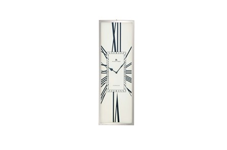 24 Inch Steel Wall Clock - Main