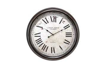 24 Inch London Bridge Wall Clock