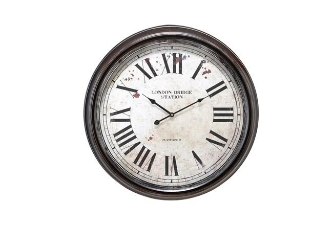 24 Inch London Bridge Wall Clock - 360