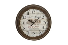 23 Inch Chateau Grand Wall Clock