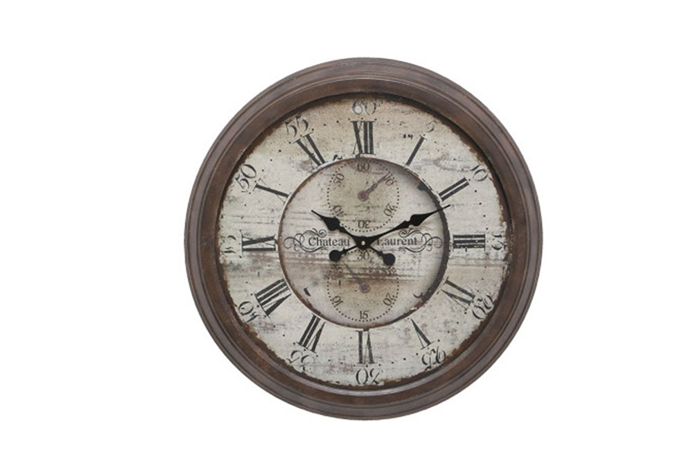 28 Inch Chateau Laurent Clock