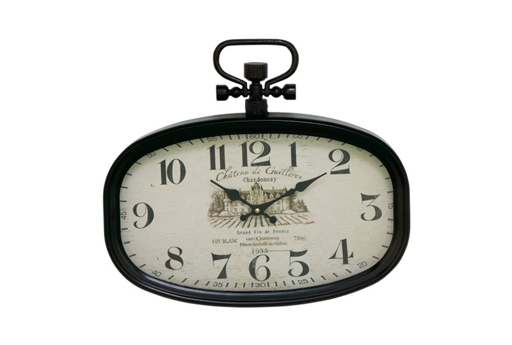 16 Inch Chateau Wall Clock