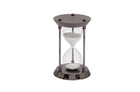 7 Inch Mixed Media Sand Timer - Main
