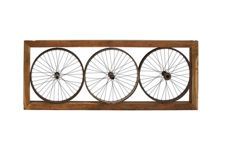 29 Inch Bicycle Wall Decor