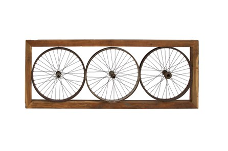 29 Inch Bicycle Wall Decor - Main