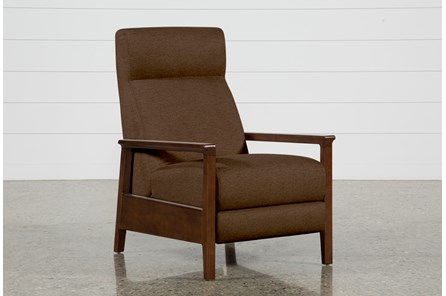 Dash Chestnut Recliner - Main