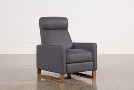 Dane Seal Pressback Recliner