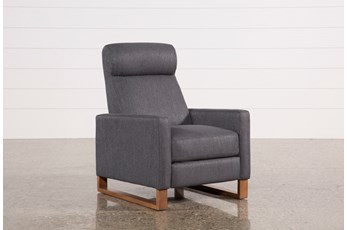 Dane Seal Push Back Recliner