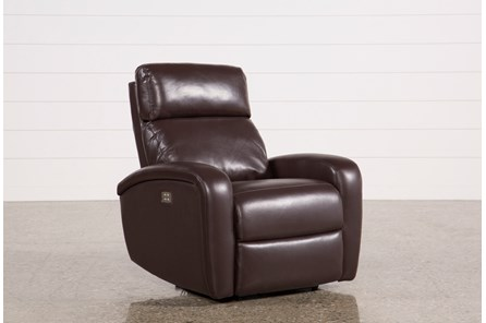 Darwin Chocolate Power Wallaway Recliner - Main