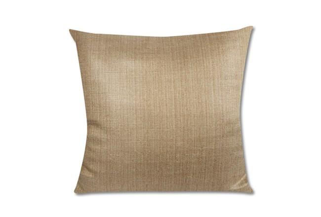 Accent Pillow-Metallic Texture Taupe 18X18 - 360