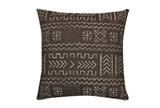 Accent Pillow-Safari Grey 18X18 - Signature