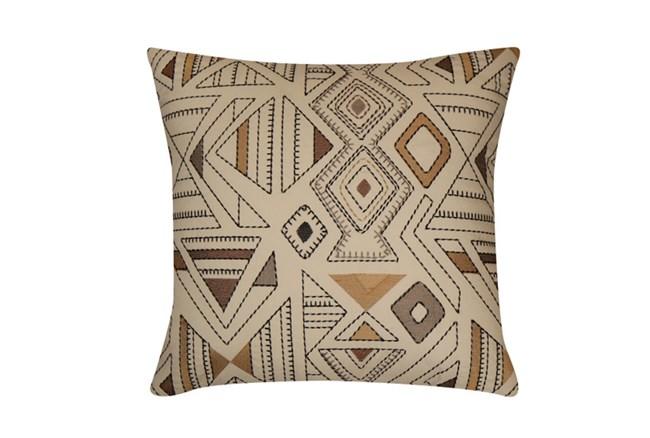 Accent Pillow-Retro Safari Bronze 18X18 - 360