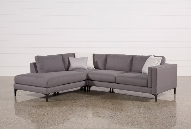 Alistair 3 Piece Sectional - 360