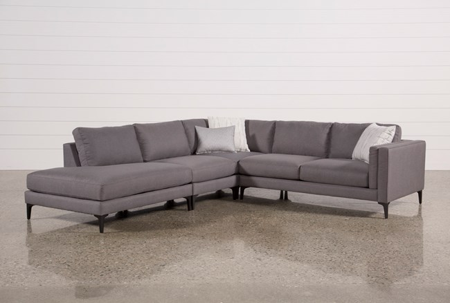 Alistair 4 Piece Sectional - 360