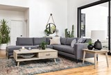 Alistair 4 Piece Sectional - Room