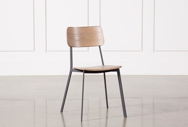 Frame Side Chair - 360