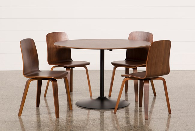 Vespa 5 Piece Dining Set - 360