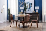 Vespa 5 Piece Dining Set - Room