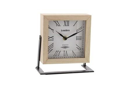 9 Inch Mixed Media Clock