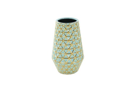 Gold Vases Large Selection Of Sizes Shapes Living Spaces