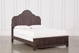 Camille Eastern King Panel Bed