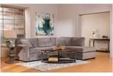 Aspen 2 Piece Sleeper Sectional W/Raf Chaise - Room