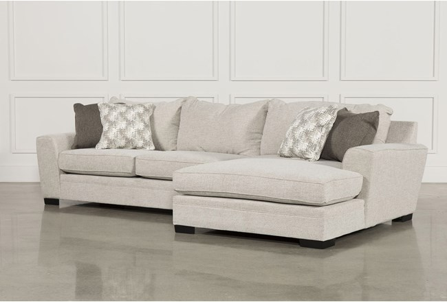 Living Room Chaise. Delano 2 Piece Sectional W Raf Oversized Chaise  360 Living Spaces