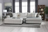 Delano 2 Piece Sectional W/Raf Oversized Chaise - Room