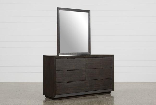 Pierce Dresser/Mirror - 360