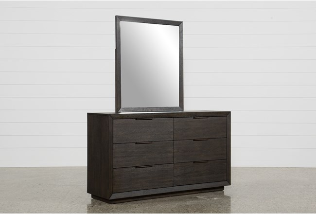 Pierce Dresser/Mirror - 360