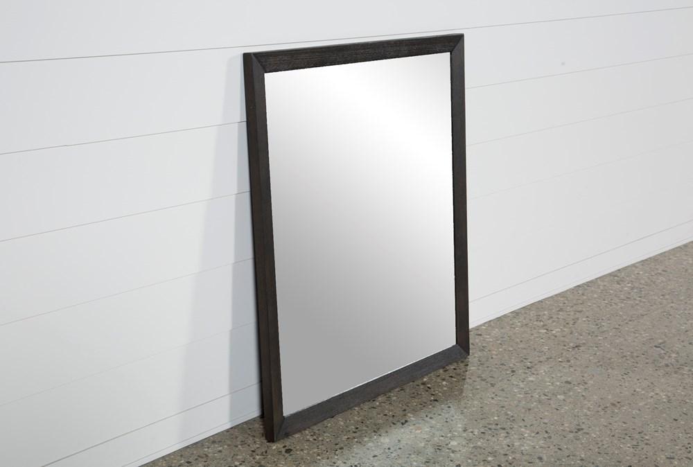 Pierce Espresso Mirror