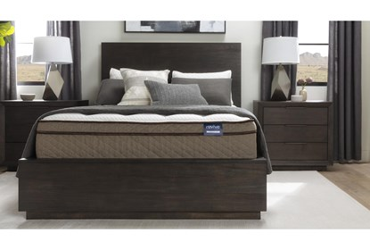 Pierce Queen Panel Bed Living Spaces