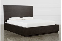Pierce Eastern King Panel Bed