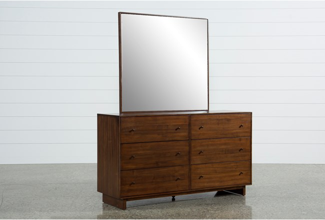 Maverick Dresser/Mirror - 360