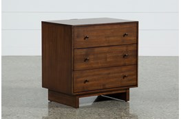 Maverick Drawer Nightstand With USB