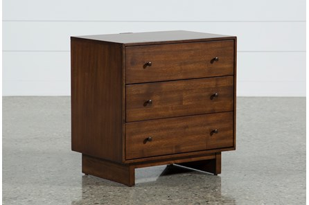 Maverick Drawer Nightstand - Main