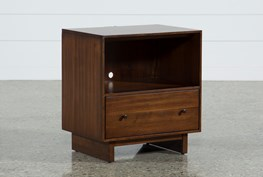 Maverick Open Nightstand
