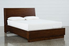Maverick Queen Panel Bed