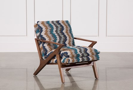 Gregory Wood Accent Chair