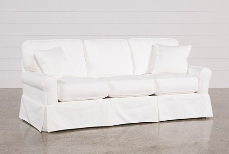 Carlyle Slipcovered Sofa