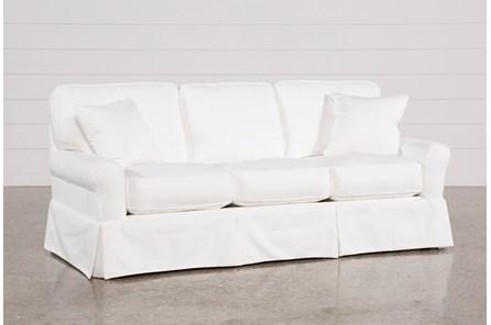Carlyle Slipcovered Sofa - Main